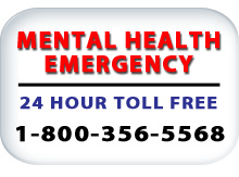 Mental Health Emergency Image
