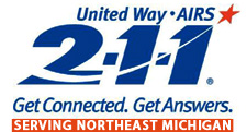 United Way Air 2-1-1 Image